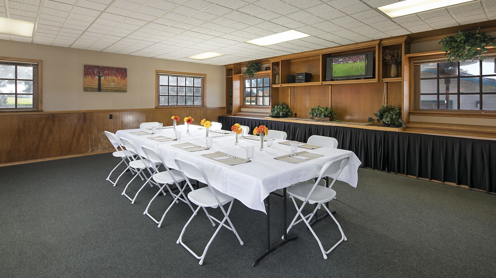Meeting rooms in Morro Bay | Sea Pines Golf Resort in Los Osos